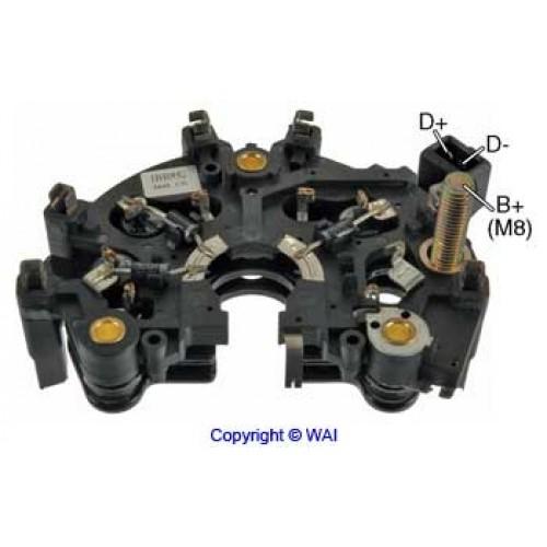 Mostek diodowy alternatora IBR852