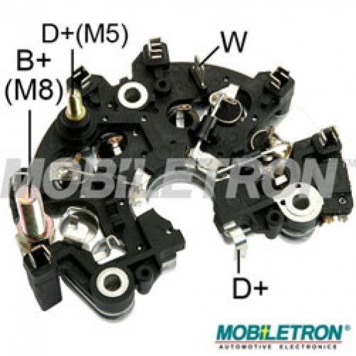 Mostek diodowy alternatora 0RB-121H