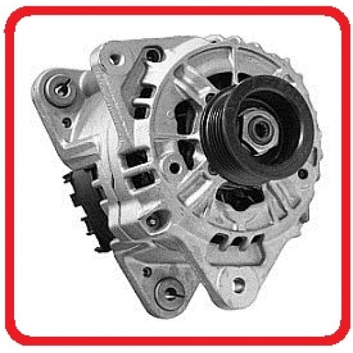 alternator ca1087 ford mazda